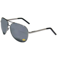 Iowa Team Color Aviator Sunglasses