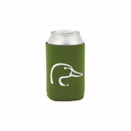 Ducks Unlimited Green Can Insulator