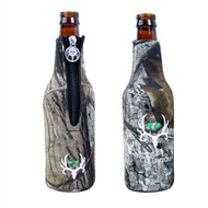 Bone Collector Camo/LimeBottle Insulator
