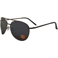 Auburn Team Color  Aviator Sunglasses