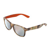 Realtree AP/Blaze Orange Retro Style Sunglass