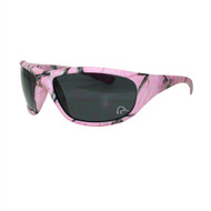 Ducks Unlimited Realtree Delta Polarized Sunglasses in Pink Camo