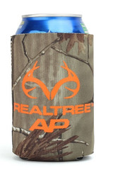 RealTree Camo Horned Logo Can Insulator