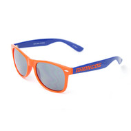 Boise State Two Tone  Retro Sunglasses