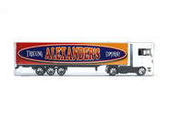 Over the Road Truck - Alexander