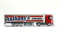 Over the Road Truck - Anthony