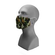 Cloudz Reusable Cotton Mask Camo