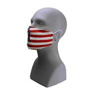 Cloudz Reusable Cotton Mask USA Flag