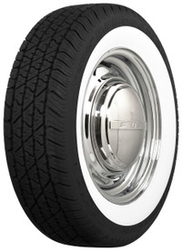 "BF Goodrich 185/65R15 1 3/4"" Wide Whitewall"