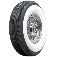 "Firestone 820-15 4 1/4"" Whitewall"