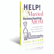 A practical, how-to-book for dads that will show you how to be your homeschooling wife's leader, encourager, helper, listener, and more. Short, quick-reading chapters and hilarious cartoons will guide you through the process of learning how to support your home-schooling wife.