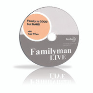 Audio CD - Family is Good but Hard (Live Seminar)