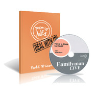 Family is Hard Book and CD Combo