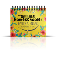 The Smiling Homeschooler Page-A-Day Calendar