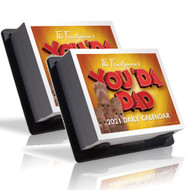 2fer - 2 You 'da dad daily calendars