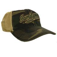 Camo Dad Familyman Hat