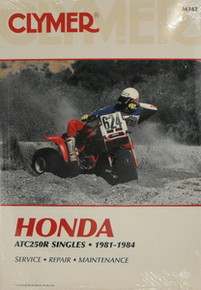 1981-1984 Honda 250R ATC Repair Manual