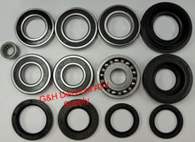 1998-2001 Honda TRX450 ES S Foreman Rear Differential Bearing & Seal Kit *FREE U.S. SHIPPING*