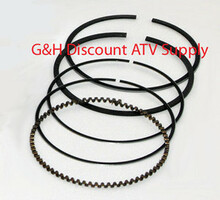 2004-2009 Yamaha YFM 350 Raptor Piston RINGS *FREE U.S. SHIPPING*