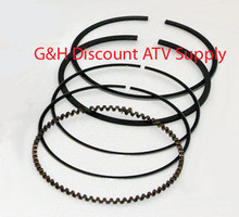 Yamaha YFM350 Grizzly Piston RINGS *FREE U.S. SHIPPING*