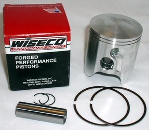 Wiseco Honda TRX250R TRX250 TRX R 250 250R  PISTON KIT 66.50mm 1986