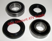 Suzuki LTF-250 Quadrunner Front Knuckle Wheel Bearing & Seal Kit