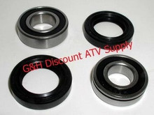 Suzuki LT 125 Quadrunner Front Knuckle Bearing & Seal Kit (1 wheel)