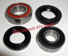 Yamaha YFM 350 Raptor Front Wheel Knuckle Bearing & Seals Kit (1 Wheel)