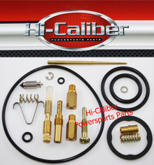 oem quality 1983-1985 honda atc 200x carburetor rebuild kit *free u s   shipping*