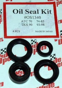 Honda Atv TRX90 Fourtrax Engine Motor Oil Seal Kit *FREE U.S. SHIPPING*