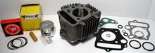 Honda TRX90 Fourtrax Engine Motor Top Rebuild Kit & Cylinder Machining Service *NO CYLINDER*