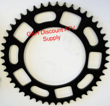 Honda 1982 ATC 200E Big Red 47 Tooth 47T Rear Sprocket *FREE U.S. SHIPPING*