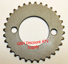 Upper Cam Chain Gear Sprocket Camshaft 1987-1988 Honda TRX 125 Fourtrax *FREE U.S. SHIPPING*