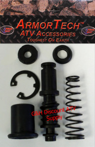 1997-2009 Honda TRX 250 Recon Front Brake Master Cylinder Rebuild Kit *FREE U.S. SHIPPING*