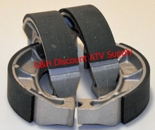 Suzuki LTF 250 Quadrunner Front Brake Shoes Set