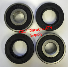 1984-1986 Honda ATC 200M / 200S Front Wheel Axle Tube Bearings & Seals Kit *FREE U.S. SHIPPING*