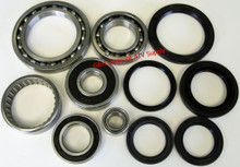 2003-2004 Yamaha YFM450 Kodiak 4x4 Rear Differential & Axle Bearing & Seal Kit *FREE U.S. SHIPPING*
