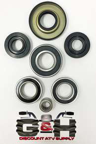 2001-2004 Honda TRX 500 FA FGA Foreman Rubicon Front Differential Bearing & Seal Kit *FREE U.S. SHIPPING*