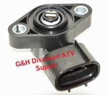 02-04 Honda TRX450 Foreman ES Electric Shift Angle Sensor 38800-HN5-A11 *FREE U.S. SHIPPING*
