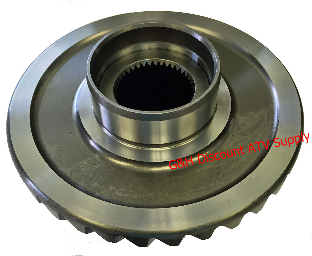 Left Right Rear Wheel Hub Collar for Yamaha YFM 350 350FX Wolverine 350ER Moto-4