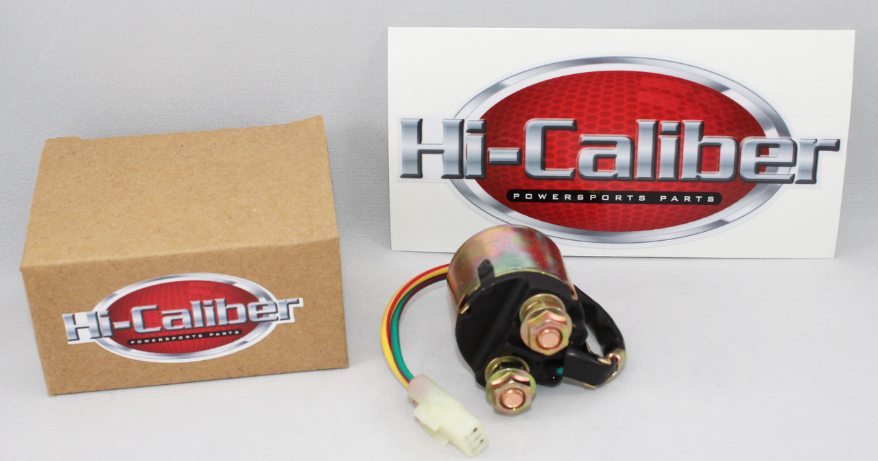 New Starter Solenoid Relay for Honda 450 TRX450 Fourtrax Foreman 1998-2001
