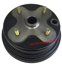 1993-1998 Yamaha YFM 400 Kodiak FW 4x4 Front Brake Drum Hub 3HN-25111-02-00 *FREE U.S. SHIPPING*