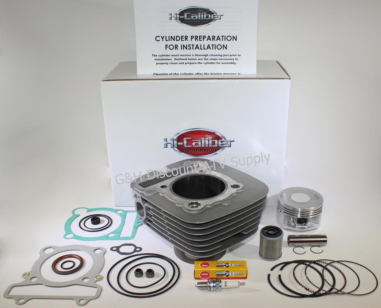 Yamaha YFM 350 YFM350ER Moto-4 Engine Motor Gasket Kit!