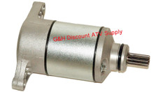 NEW 2003-2010 Arctic Cat 400 (no DVX) ATV Starter Motor Replaces OE OEM 3543-016 *FREE U.S. SHIPPING*