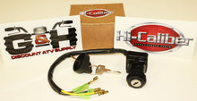 NEW 1996-2002 Kawasaki KLF 220 Bayou Ignition Key Switch OE #27005-1192 *FREE U.S. SHIPPING*