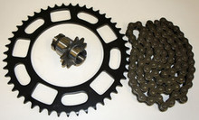 Honda 1982 ATC 200E Big Red Chain & Sprocket Set *FREE U.S. SHIPPING*