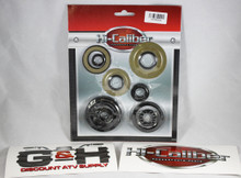 OEM QUALITY 1987-2004 Yamaha YFM 350X Warrior Complete Engine Oil Seal Kit *FREE U.S. SHIPPING*