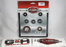 NEW OEM QUALITY 2004-2008 Arctic Cat DVX 400 Complete Engine Motor Oil Seal Kit *FREE U.S. SHIPPING*