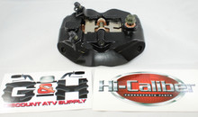 New 2002-2008 Yamaha YFM 660 Grizzly Rear Brake Caliper + Pads 5KM-2580V0-00-00 *FREE U.S. SHIPPING*