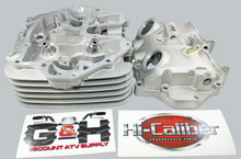 NEW Honda XR 400R Dirt Bike Engine Motor CYLINDER HEAD & VALVE COVER Free Decals *FREE US SHIPPING*